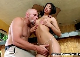 Incredible pornstar Veronica Rodriguez in Amazing Cumshots, Swallow adult video