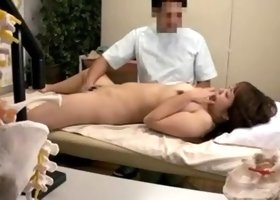 Best Japanese chick Azumi Harusaki in Horny Big Tits, Medical JAV video
