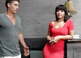 Darling tames guy rod with her erotic riding